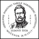 Odhalenie pamätnej tabule národnému buditeľovi