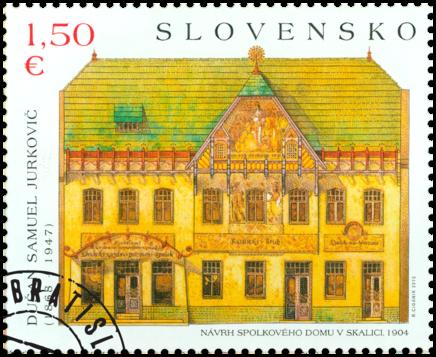 UMENIE: Dušan Samuel Jurkovič – Spolkový dom v Skalici