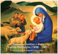 Christmas motifs in the Work of Karol Ondreička (1898 – 1961)
