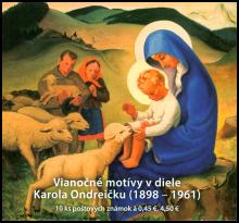 Vianočné motívy v diele Karola Ondreičku (1898 – 1961)