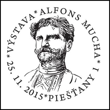 Otvorenie výstavy Alfons Mucha
