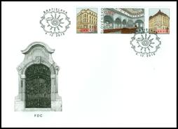 Deň poštovej známky: Budova pošty Bratislava 1