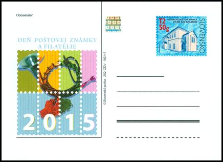 Deň poštovej známky a filatelie 2015