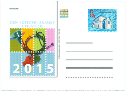 The Day of Postage Stamp and philately 2015