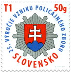 The 25th Anniversary of the Establishment of the Police Force of the Slovak Republic