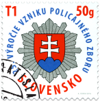 25th Anniversary of the Foundation of Police Forces of the Slovak Republic