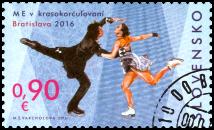 European Figure Skating Championship in Bratislava