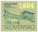 Kultúrne dedičstvo Slovenska: Trenčianske Teplice