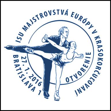 ME v krasokorčuľovaní v Bratislave - otvorenie