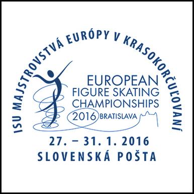ME v krasokorčuľovaní v Bratislave 2016