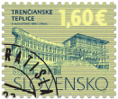 Cultural Heritage of Slovakia: Trenčianske Teplice