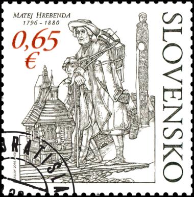 Osobnosti: Matej Hrebenda (1796 - 1880)