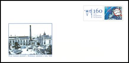 160. výročie plynárenstva na Slovensku