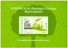 EUROPA 2016: Ecology in Europe – Think Green!