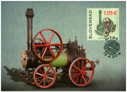 Technical Monuments: Steam Locomotive Umrath (1894)