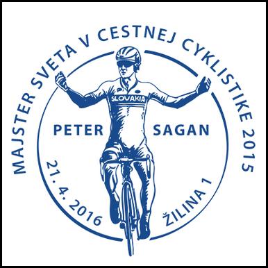 Majstrovstvá sveta v cestnej cyklistike 2015 - Peter Sagan