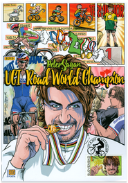 UCI World Road Cycling Champion 2015 - Peter Sagan