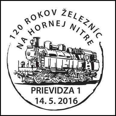 120 rokov železníc na Hornej Nitre