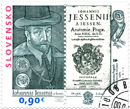 450th Anniversary of the Birth of Ján Jessenius (1566 – 1621)