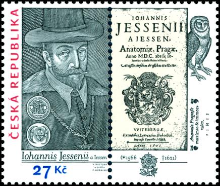 450. výročie narodenia Jána Jessenia (1566 – 1621). České vydanie
