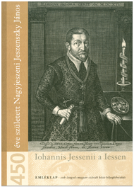 450th Anniversary of the Birth of Jan Jessenius. Commemorative Card - Issue of Hungary