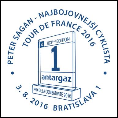 Peter Sagan - najbojovnejší cyklista Tour de France 2016