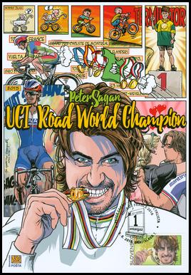 Peter Sagan - The Most Combative Cyclist of &Tour de France 2016