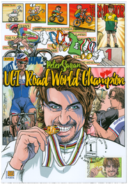 Peter Sagan - The Most Combative Cyclist of &Tour de France 2016