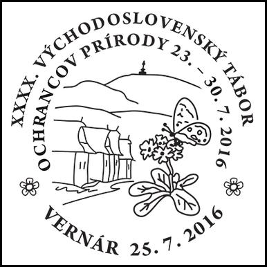 XXXX. Východoslovenský tábor ochrancov prírody