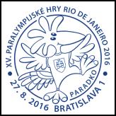 XV. paralympijské hry Rio de Janeiro 2016