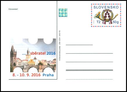 Sběratel Praha 2016