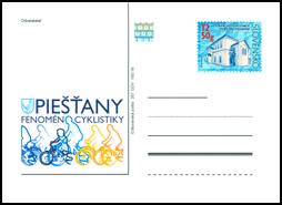 Piešťany - Fenomén cyklistiky