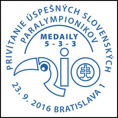 Privítanie úspešných slovenských paralympionikov