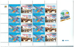 Print Sheet of Stamp with personalized coupon - Collector 2016