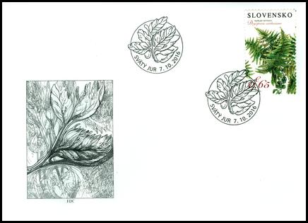 Nature Protection: National Nature Reserve Šúr near Svätý Jur – Dryopteris Carthusiana