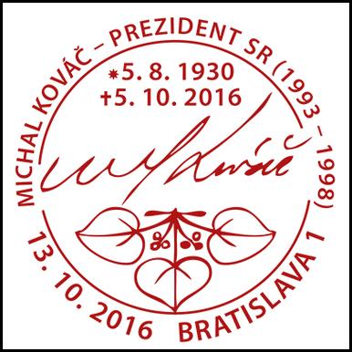Michal Kováč - prezident SR (1993 - 1998)
