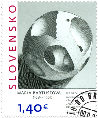 UMENIE: Maria Bartuszová (1936 – 1996)