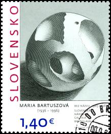 ART: Maria Bartuszová (1936 – 1996)