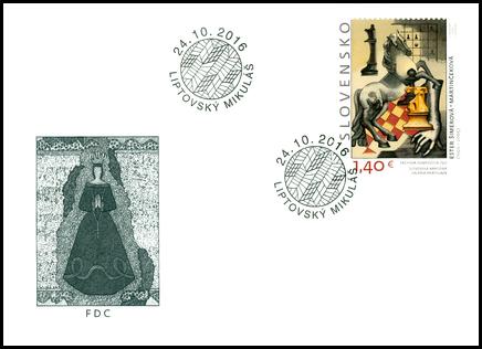 ART: Ester Šimerová - Martinčeková (1909 – 2005)