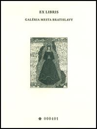 Ex Libris (GMB) - Ester Martinčeková Šimerová