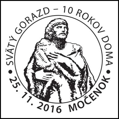 Svätý Gorazd - 10 rokov doma