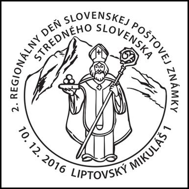 2. regionálny deň slovenskej poštovej známky stredného Slovenska