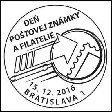 Deň poštovej známky a filatelie 2016