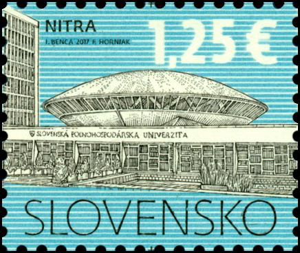 Kultúrne dedičstvo Slovenska: SPU v Nitre
