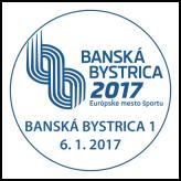 Banská Bystrica - Európske mesto športu 2017