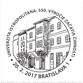 Univerzita Istropolitana - 550 výročie začatia činnosti