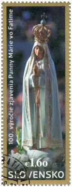 100th Anniversary of Our Lady of Fatima Apparitions: Joint Issue with Portugalia, Poland and Luxembourg
