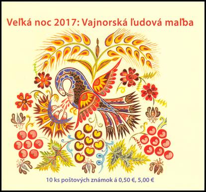 Veľká noc 2017: Vajnorská ľudová maľba