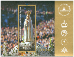 100th Anniversary of Our Lady of Fatima Apparitions - Poland Issue