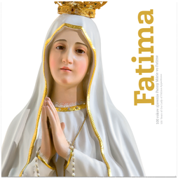 Set of Joint Issue: 100th Anniversary of Our Lady of Fatima Apparitions: Joint Issue with Portugalia, Poland and Luxembourg
